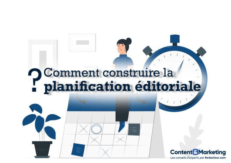 planification editoriale