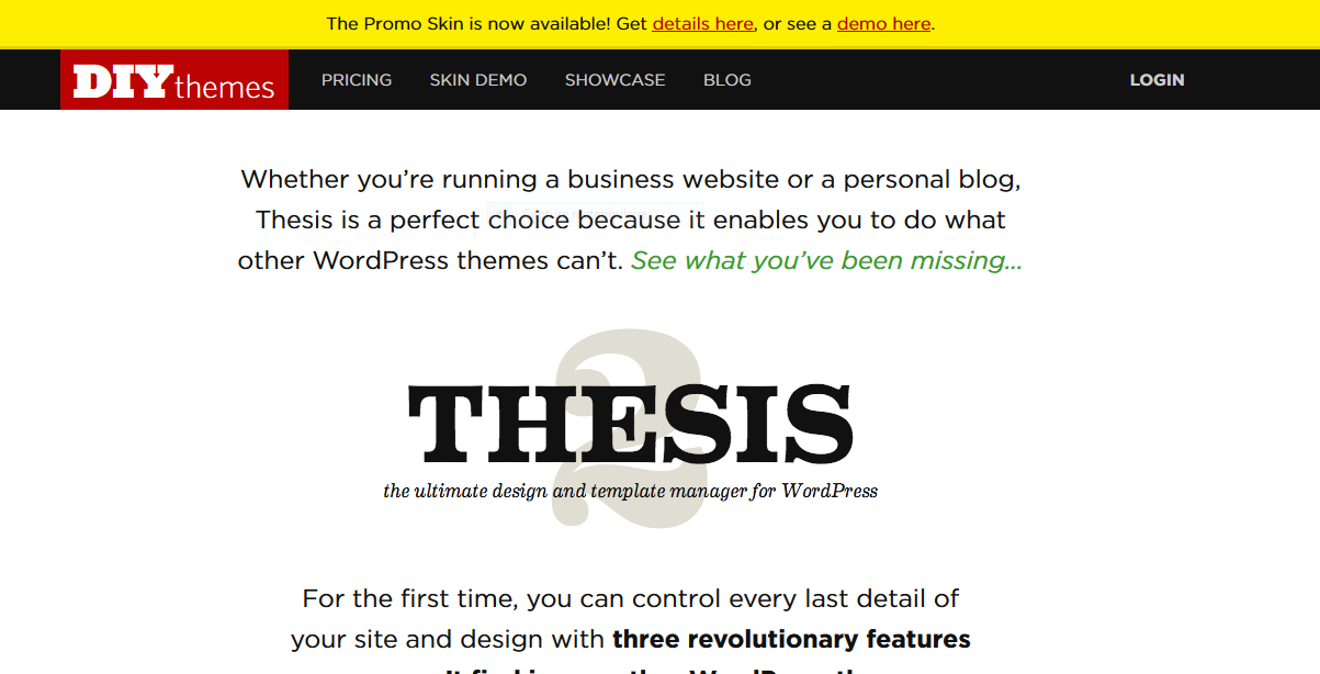 thesis blog page Thesis statement can be written for different types of papers create a good thesis statement for a successful academic paper - page 2.
