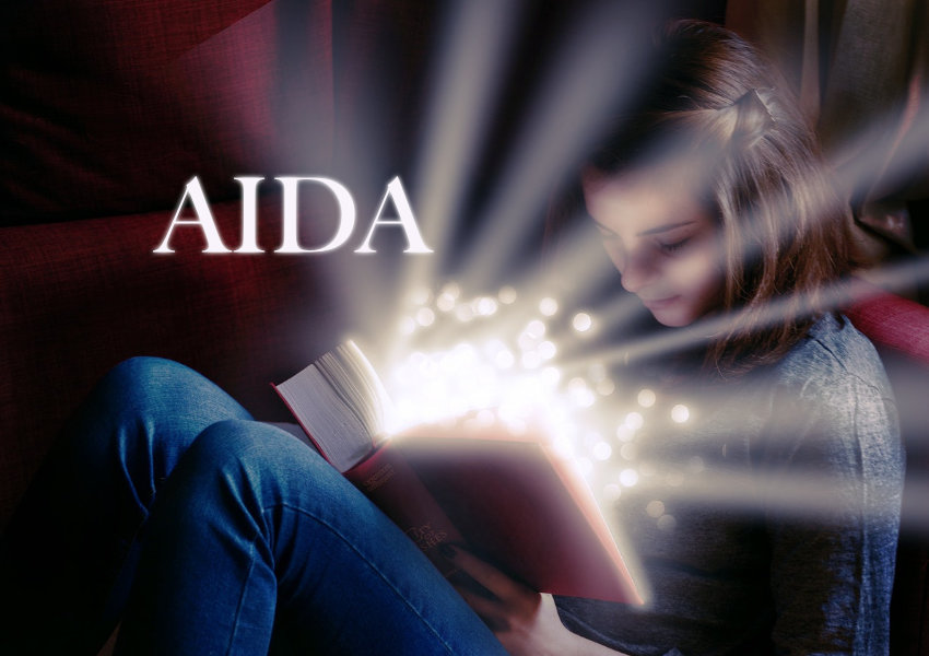 La méthode AIDA en content marketing