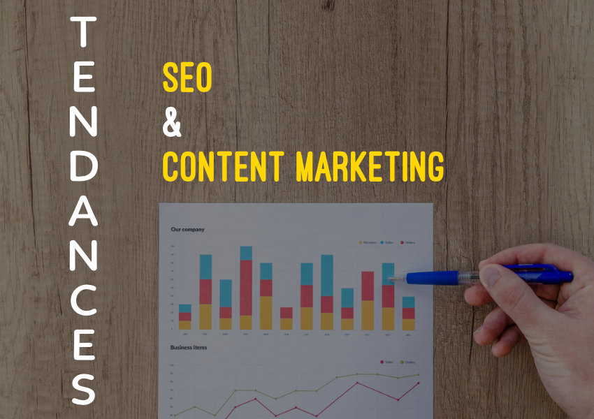 Etude SEO et content marketing