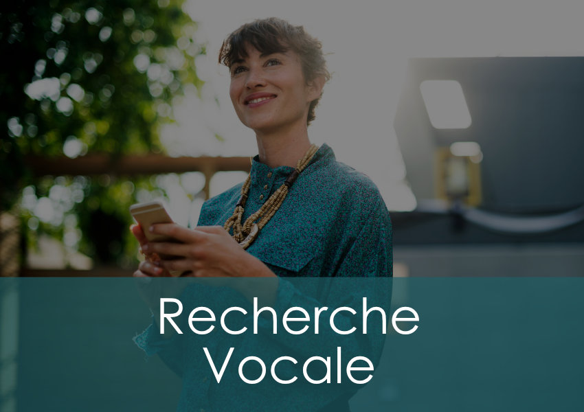 Impacte de la recherche vocale sur le content marketing