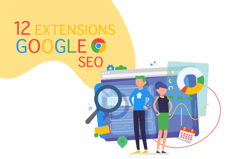Extension Chrome gratuite SEO