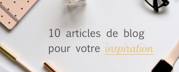 Types d'articles de blog