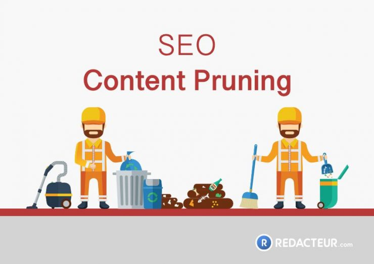 SEO content pruning