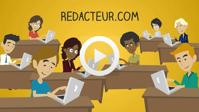 Redacteur video intro